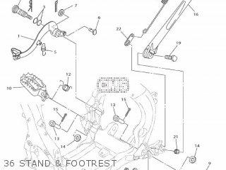 Yamaha WR250F 2015 2GB3 EUROPE 1P2GB-100E1 parts lists and