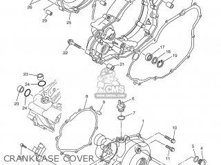 Yamaha WR250FR 2003 5UM4 AUSTRALIA 1B5UM-100E1 parts lists
