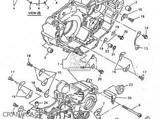 Yamaha WR400F 1998 5BF2 ENGLAND 285BF-100E2C parts lists