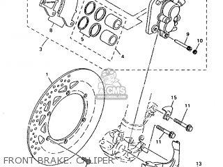 Yamaha WR400F 1999 5GS2 ENGLAND 295GS-100E2C parts lists