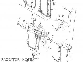Yamaha WR400F 2000 5GS6 BELGIUM 105GS-100E1 parts lists