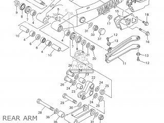 Yamaha WR400F 2000 5GS8 AUSTRALIA 105GS-100E1 parts lists