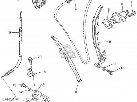 Yamaha Wr426f Competition 2001 (1) Usa parts list