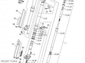 Yamaha WR450F 2003 (3) USA parts lists and schematics