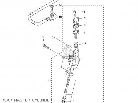 Yamaha Wr450f 2003 (3) Usa parts list partsmanual partsfiche