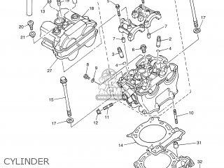 Yamaha WR450FR 2003 5TJ4 NEW ZEALAND 1B5TJ-100E1 parts