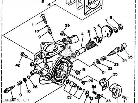 Yamaha WR500D 1990 WAVERUNNER parts lists and schematics