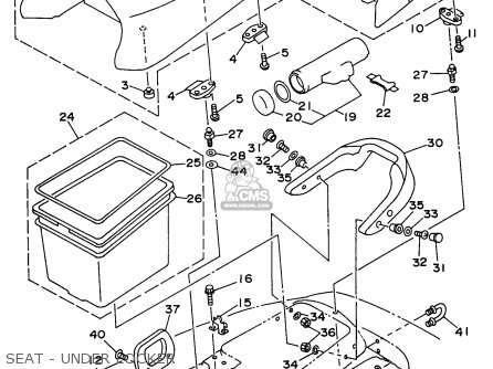 Yamaha Wiring System GMC Wiring Wiring Diagram ~ Odicis