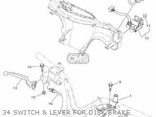 Yamaha XC115S 2014 2EP1 EUROPE D'ELIGHT 1N2EP-300E1 parts