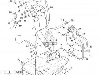 Yamaha XC125 2004 5ML1 ENGLAND 1C5ML-300E1 parts lists and