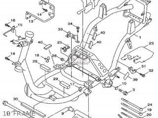 Yamaha XC125 2010 4P97 EUROPE CYGNUS X 1J4P9-300E1 parts
