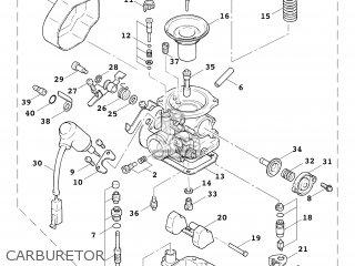Yamaha Xc125fc 2000 5mj3 Spain 2b5mj-300g1 parts list