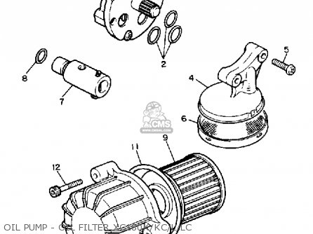 Yamaha Xc180k Riva 1983/1984 parts list partsmanual partsfiche