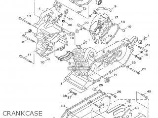 Yamaha Xf50 2007 15p1 Europe 1f15p-300e1 parts list