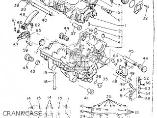 Yamaha XJ600 1989 3KM1 FRANCE 293KM-351F1 parts lists and