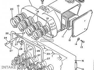 Yamaha XJ600 1990 3KM3 FRANCE 203KM-351F1 parts lists and
