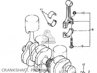 Yamaha XJ600N 1996 4KE5 DENMARK 264KE-300E3 parts lists