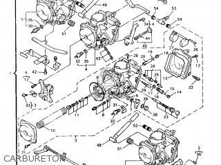 Yamaha XJ600N 1999 4KEA ENGLAND 294KE-300E1 parts lists