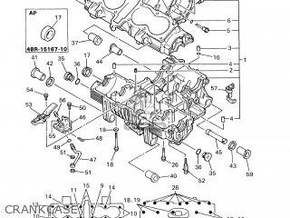 Yamaha XJ600N 2000 4KEB BELGIUM 104KE-300E1 parts lists