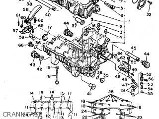 Yamaha Xj600n (37kw) 1990 3kn2 Germany 203km-332g1 parts