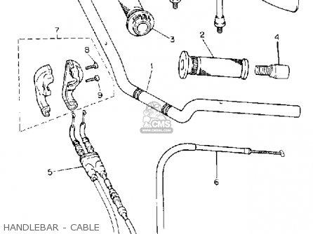 Yamaha XJ600S SECA II 1993 (P) USA parts lists and schematics