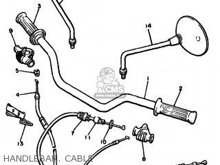Yamaha XJ650 1980 4K0 EUROPE 214K0-300E1 parts lists and