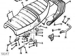 Yamaha Xj650 1980 4k0 Europe 214k0-300e1 parts list