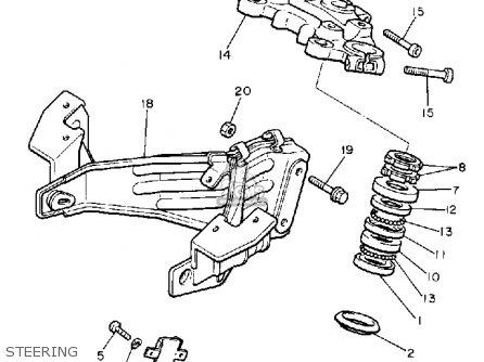 Yamaha Xj 650 Turbo Yamaha XJ 600 Wiring Diagram ~ Odicis