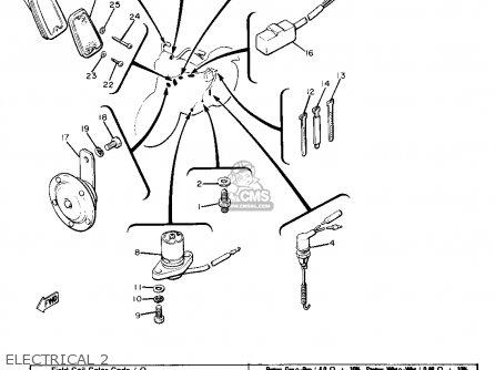 Yamaha XJ650L MIDNIGHTMAXIM 1981 (B) USA parts lists and
