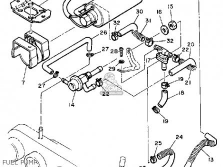 Yamaha Xj650lj Turbo Seca 650 Turbo wiring diagram