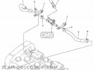 Yamaha XJ6NA XJ6N ABS 2013 36B7 EUROPE 1M36B-300EK parts