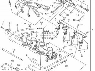 Yamaha XJ6SA XJ6S ABS 2013 36D5 EUROPE 1M36D-300E1 parts