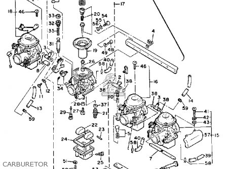 Wiring Diagram Also Yamaha Virago 750 On Yamaha Virago 250