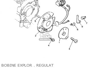 Yamaha XJ900 1987 2HL FRANCE 272HL-351F1 parts lists and