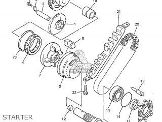Yamaha XJR1200SP 1998 4PUB FRANCE 284PU-351FA parts lists