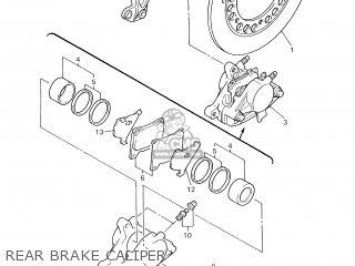 Yamaha XJR1300 2000 5EAB HOLLAND 105EA-300E1 parts lists
