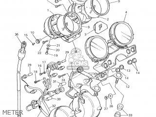 Yamaha XJR1300 2002 5EAX GERMANY 1A5EA-332G2 parts lists