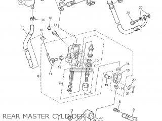 Yamaha XJR1300W 2007 5WMJ AUSTRALIA 1F5WM-300E1 parts