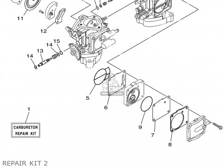 Yamaha XL700X 1999 parts lists and schematics