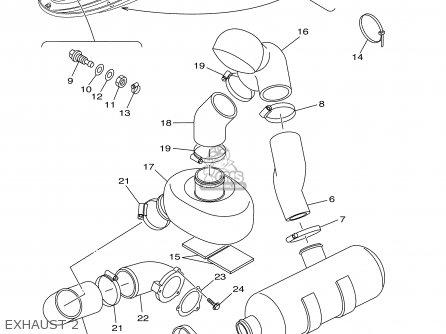 Yamaha Xl800y 2000 parts list partsmanual partsfiche