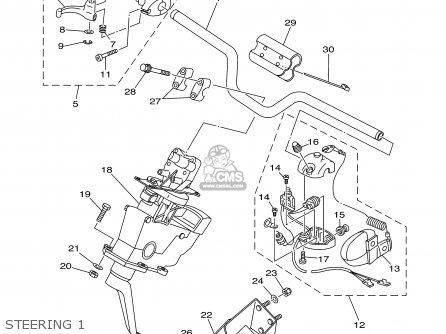 Yamaha XL800Y 2000 parts lists and schematics