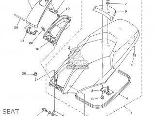 Yamaha XP500 2003 5GJ9 FRANCE 1B5GJ-351F4 parts lists and