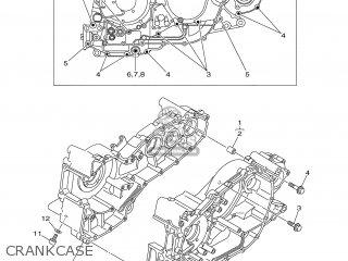 Yamaha XP500 2005 5VU6 GREECE 1D5VU-300E1 parts lists and