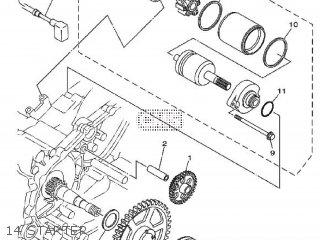 Yamaha XP500 2010 4B5F EUROPE TMAX 1J4B5-300EK parts lists
