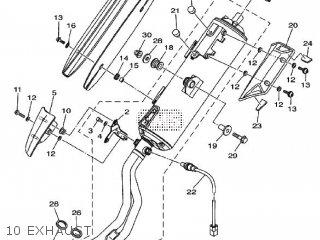 Yamaha XP500 2011 4B5T EUROPE TMAX 1K4B5-300E1 parts lists