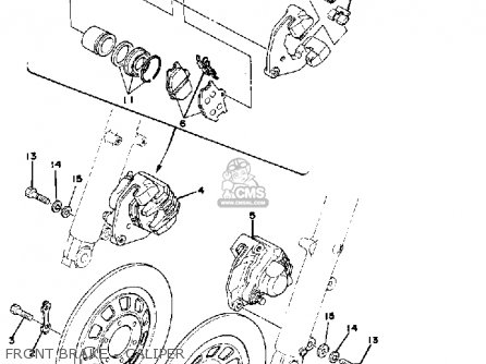 Yamaha Xs1100 Ignition Switch Wiring Diagram, Yamaha, Free