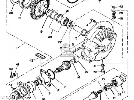 Yamaha Xs750 Wiring Diagram It 250 Wiring Diagram Wiring