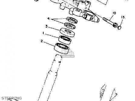 Yamaha XS1100S 1981 (B) USA parts lists and schematics