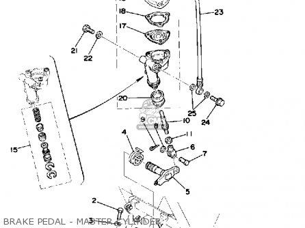 1977 Yamaha Xs 650 Wiring Diagram 1977 Yamaha RD 350