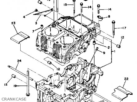 Yamaha Xs400 Fuse Box - Technical Diagrams on